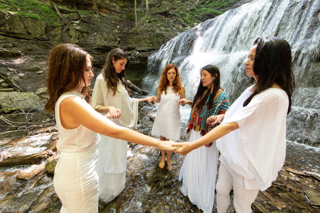 Water Ceremony