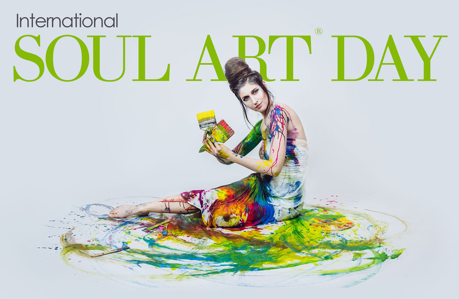 International Soul Art Day