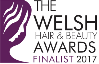 Finalist for Welsh make-up artist of the year
