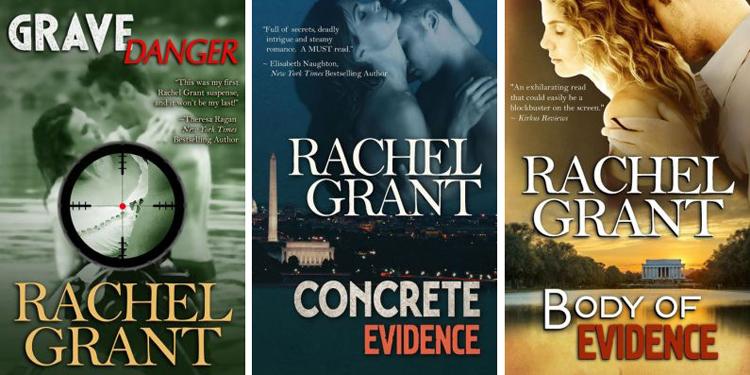 Rachel Grant Books