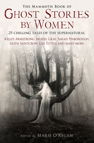 The Mammoth Book of Ghost Stories by Women, A TBR Challenge Read