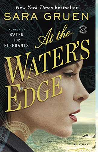 At The Water's Edge, a TBR Challenge Read