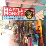 Waffle Monkey restaurant