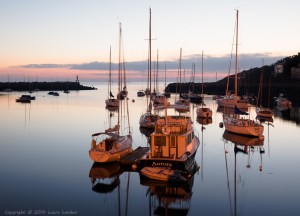 Waiting For Work At Rockport Harbor