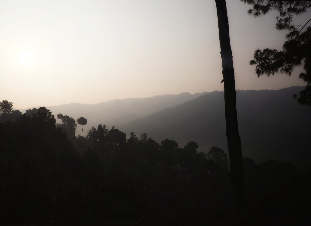 Kathmand Valley, Nagarkot, Fog, Sunrise