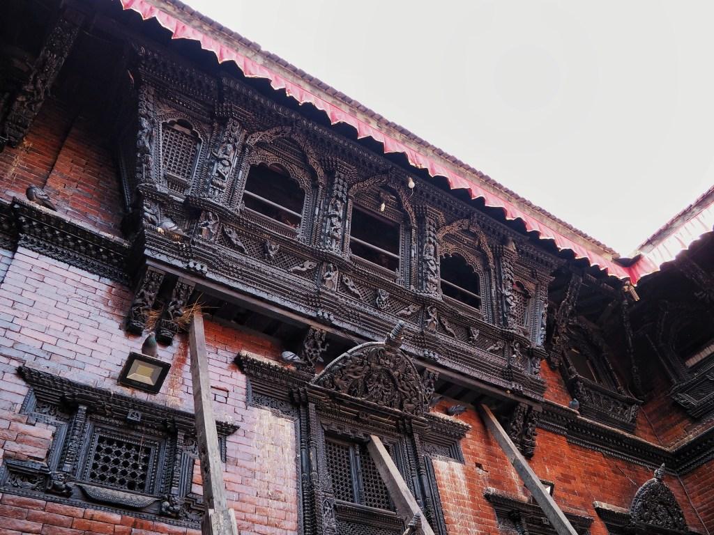 Durbar Square, Kathmandu, Kumari Ghar, Palast, Kumari