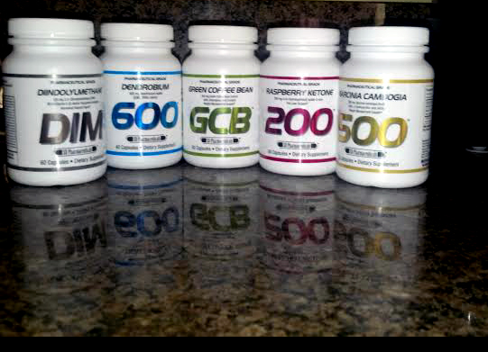 Diindolylmethane, Dendrobium, Green Coffee Bean, Raspberry Ketone, and Garcinia Cambogia by SD Pharmaceuticals