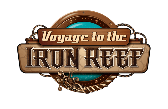Voyage to the Iron Reef Logo