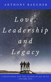 love leadership legacy book