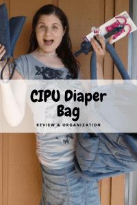 Cipu Diaper Bag