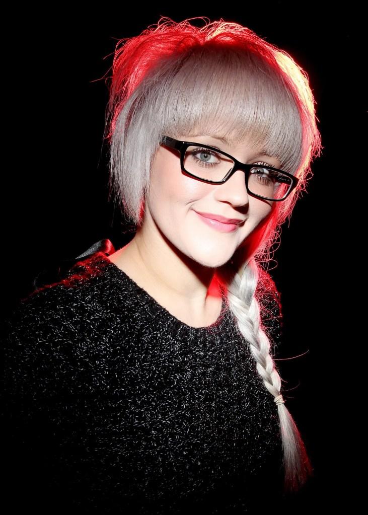 Performer Headshots, Hairdresser Headshots Think Pink Salon