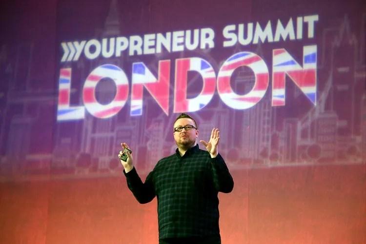 Mike Morrison Speaker Headshots Youpreneur Summit 2017