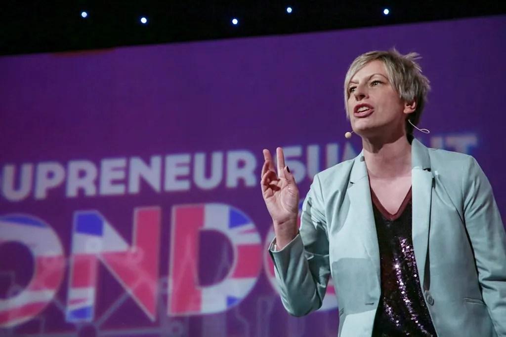 Jenny Flintoft Speaker Session
