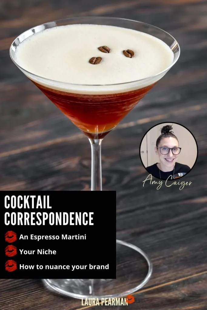 How to Niche Your Brand with Cocktail Correspondent Amy Caiger