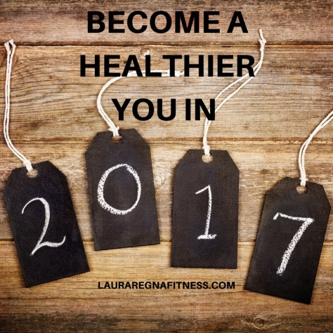 Do you want to become healthier in 2017? Help is here! lauraregnafitness.com