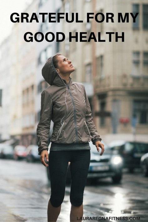 Listen to your body, eat well, reduce stress, sleep, and make sure you exercise.-lauraregnafitness.com