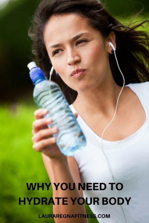WHY YOU NEED TO HYDRATE YOUR BODY-Laura Regna Fitness