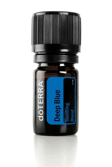 Deep Blue Essential oil blend