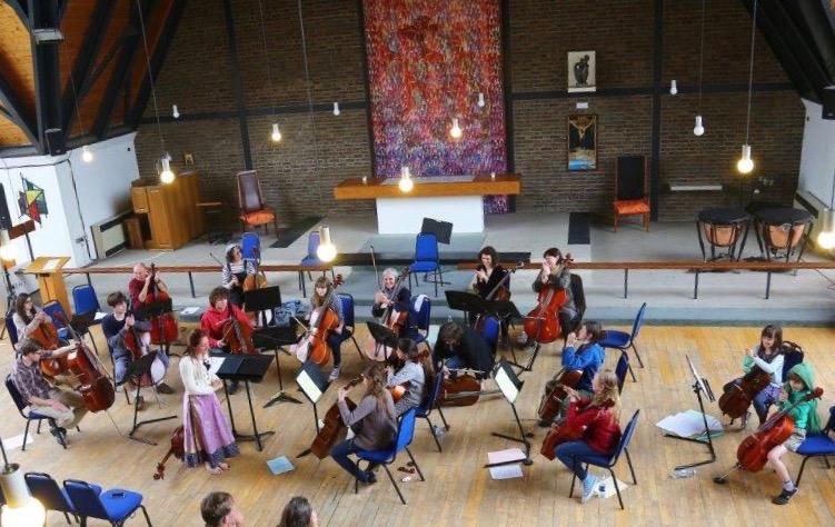 Cello Weekend 2016 Concert