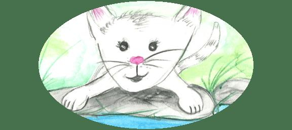 Little White Kitty