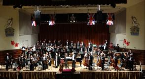 choral music remembrance day