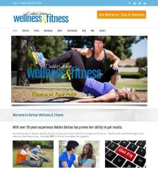 fitness trainer site