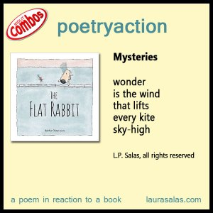 poetryaction to The Flat Rabbit, by Bardur Oskarsson