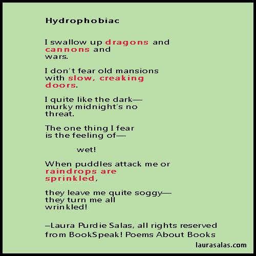 hydrophobiac