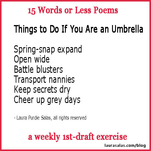 Things to Do If You Are an Umbrella