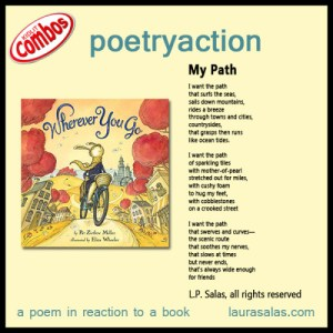 poetryaction for Wherever You Go
