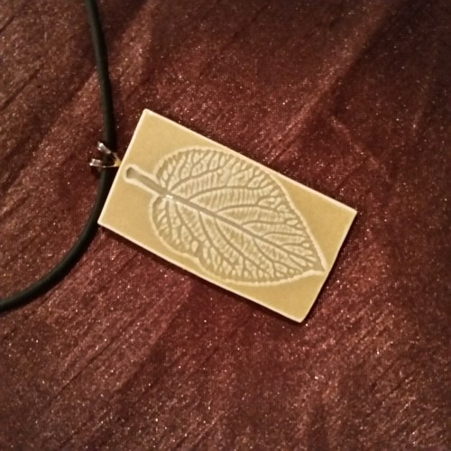 Necklace from Kim Doele