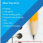 When They Write