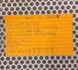 Wordplay Poem, by Lydia N.