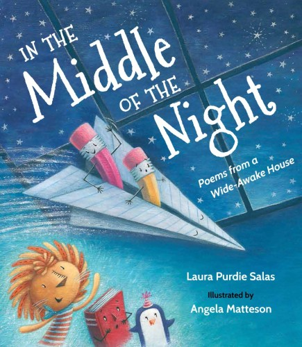 Middle of the Night: Poems from a Wide-Awake House
