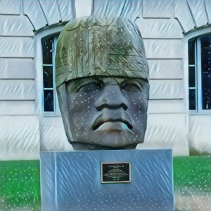 Olmec Head [15 Words or Less]