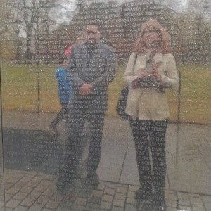 Vietnam Veterans Memorial [15 Words or Less]