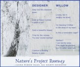 Nature's Project Runway