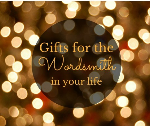 GIfts for the wordsmith
