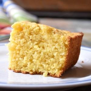 Favorite Basic Cornbread {Chili January}