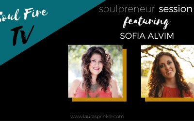 Soulpreneur Session with Sofia Alvim: Unclutter Your Life