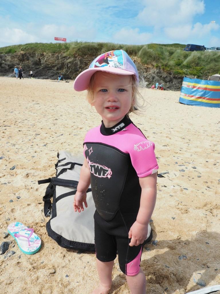 Aria on the beach