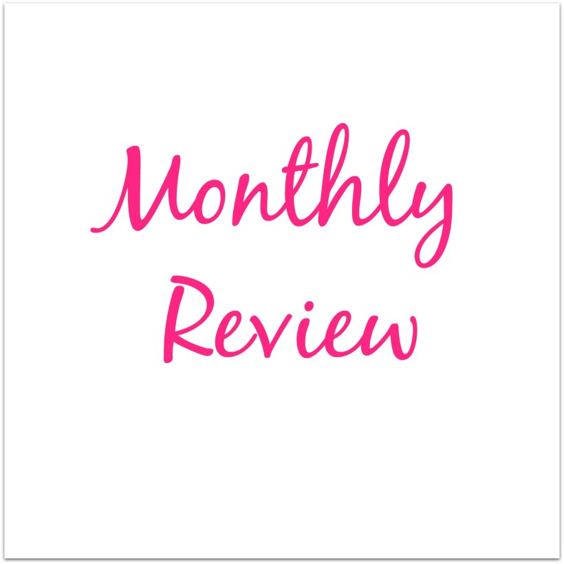 Monthly review button