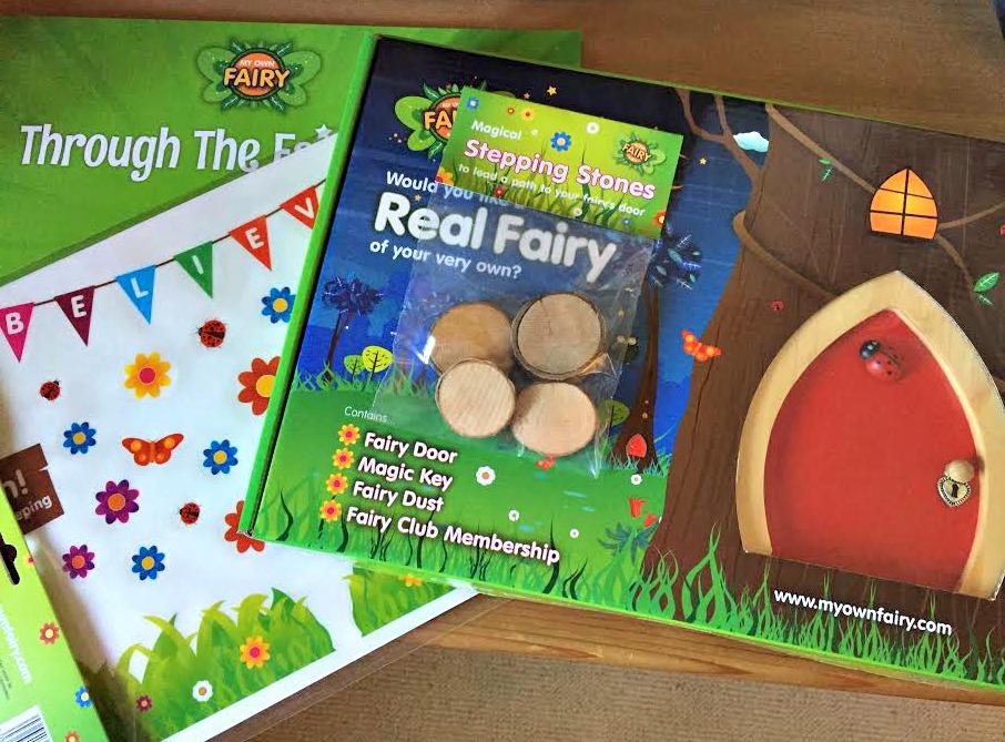 fairy door prize