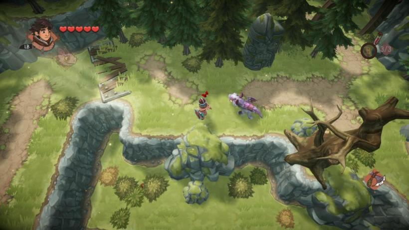 BEN'S ZONE: Dreamworks Dawn of the New Riders Xbox One Review - screen grab 3