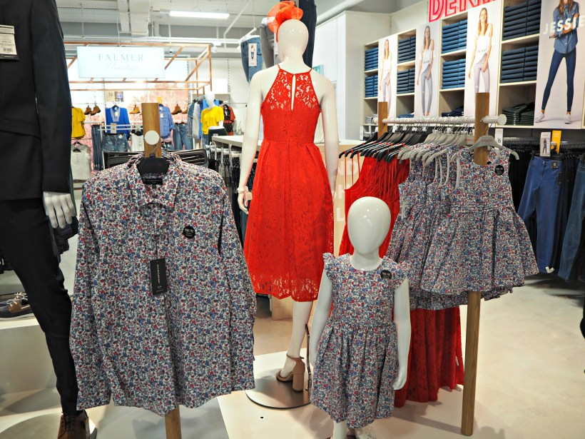 The Opening of Matalan in The Lexicon Bracknell - Mini Me collection