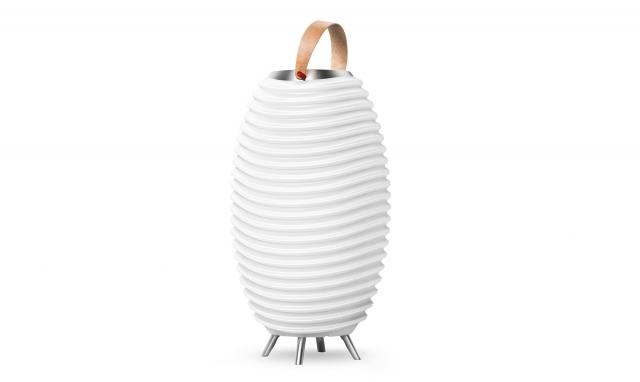 Vibe led ice bucket speaker