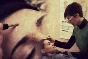 autotrattamento con la riflessologia facciale