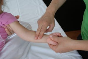 Tuina pediatrico per genitori