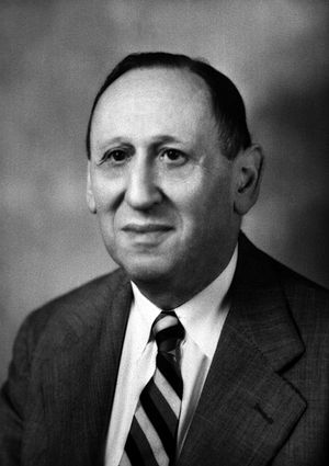 Leo Kanner, circa 1955.