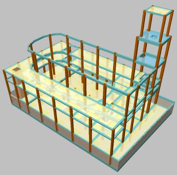 Estructura Hormigón
